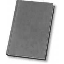 Ежедневник полудатированный, А5, Vivella, серый