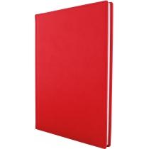 Щотижневик недатований А4, Vivella, червоний