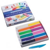 """Пластилін """"Класика. Дитинство"""", 12 кольорів"""