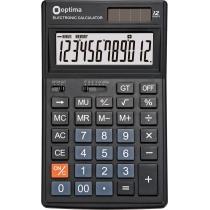 Калькулятор настільний Optima О75521