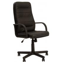 Кресло EXPERT P ECO-30, Экокожа ECO, черный, Пластю База, Пласт. Подлокот