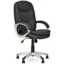 Кресло BONN, ECO-30, искусственная кожа, черное, Украина
