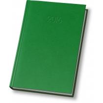 Ежедневник датированный 2019, AMALFI, зеленый, А5