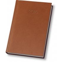 Ежедневник датированный 2019 , AMALFI , коричневый