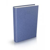 Ежедневник датированный 2019, А5 SAND, темно-синий