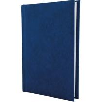 Ежедневник датированный 2020, А5 CARIN, темно-синий