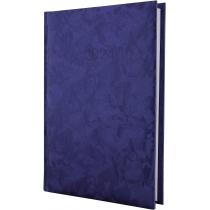 Ежедневник датированный, GALLAXY, синий, А5