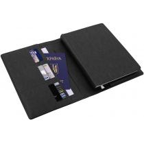 Ежедневник датированный + субобложка NEBRASKA, черный, А5