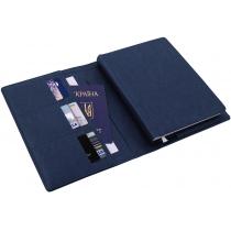 Ежедневник датированный + субобложка NEBRASKA, темно-синий, А5