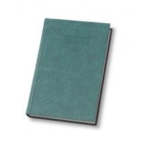Ежедневник датированный 2019, А4, NEBRASKA, зеленый, А4
