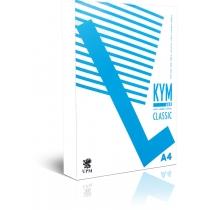 Бумага офисная KYM LUX CLASSIC, A4, 80г / м2, 500л, класс С