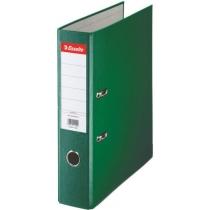 Папка-регистратор Esselte ECO А4 75мм зеленая