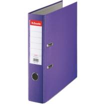 Папка-реєстратор Esselte ECO А4 75мм колір фіолетовий