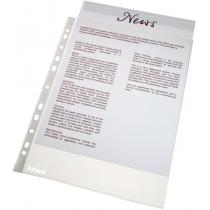 Файлы матовые A4 Esselte, 40мкм., 100 шт.