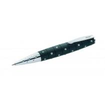 Ручка шариковая ONLINE Crystal Inspiration, черная с кристаллами Swarovski