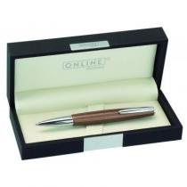 Ручка шариковая ONLINE Business Line, коньяк