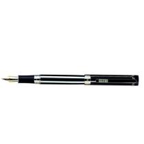 Ручка перьевая SZ.LEQI Beethoven, черная с кристаллами ( LF606D2 )