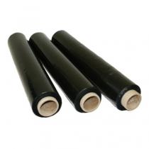 Стретч-пленка ручная, 23 мкм*500мм*150м, черная