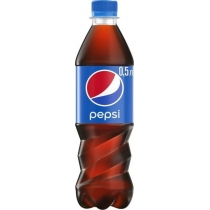 Напиток сильногазированный Pepsi 0,5 л.