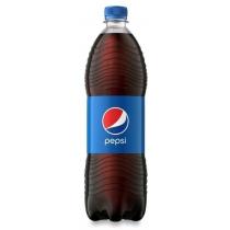 Напиток сильногазированный Pepsi 1л.