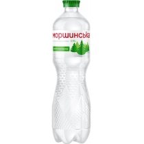 Вода минеральная Моршинская 0,75 л., слабогазированная