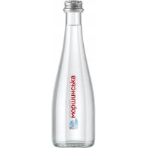 Вода минеральная Моршинская 0,33 л., Негазированная, стекло