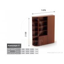 Комплект мебели A.17