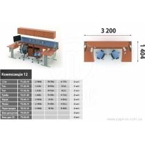 Комплект мебели T.12