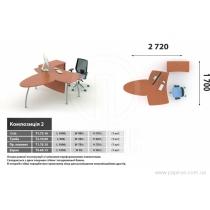 Комплект мебели T.2