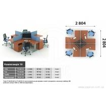 Комплект мебели T.10