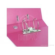 Папка-регистратор LUX А4 7см розовая (собранная)