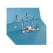 Папка-регистратор LUX А4 7см бирюзовый (собранная)