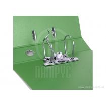 Папка-регистратор LUX А4 5см зеленая (собранная)