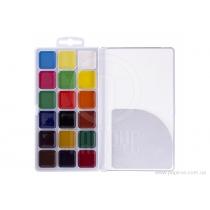 Акварель медова Fresh Idea, 24 кольорів