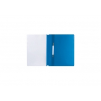 Папка-скоросшиватель с прозрачным верхом А4 без перфорации