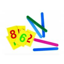 Набір «Вчимося рахувати та читати»