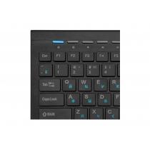 Клавиатура проводная и мышь CROWN CMMK-855 черный