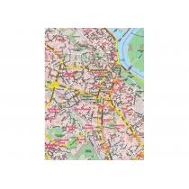Киев. План города 140х112 см