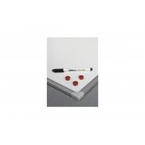 Доска магнитно-маркерная, 40 x 60 см, ecoBoards, алюминиевая рамка