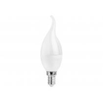 Лампа світлодіодна DELUX BL37B 6 Вт tail 4100K 220В E14 білий