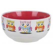 Сервиз Limited Edition OWL /НАБОР/ кружка 380 мл, салатник 520 мл