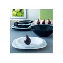 Тарелка LUMINARC CARINE BLACK /21 см /суп.