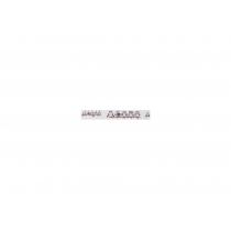 """Лента бумажная самоклеющаяся """"Совы на совещании"""" 1.5см*5м"""