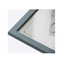 Фоторамка 21х30, пластик, блакитна 1611 A-7191-10 (Арт-Сервiс)