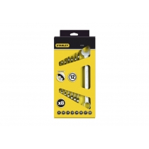 Набір Stanley MaxiDrive ключей гаечных комбинир. 8 шт (4-87-054)