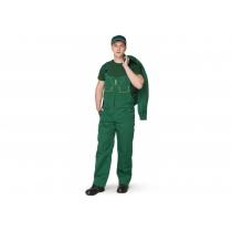 Костюм «Универсал» зеленый с полукомбинезоном, р. M (48-50), рост 182-188 см