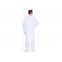 """Халат """"Медлайн""""муж. белый, р. L (52-54), рост 182-188 см"""