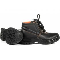 Обувь, ботинки рабочие Профи утепленные, р. 37, цвет черный