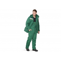 """Куртка утепленная """"Легион"""" зеленая, р.S (44-46), рост 170-176 см"""