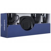 Сервиз чайный LUMINARC CARINE BLACK, 12 предметов